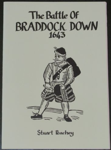 The Battle of Braddock Down 1643, by Stuart Peachey